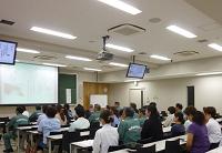 熊本大学付属病院内(財)恵和会様研修